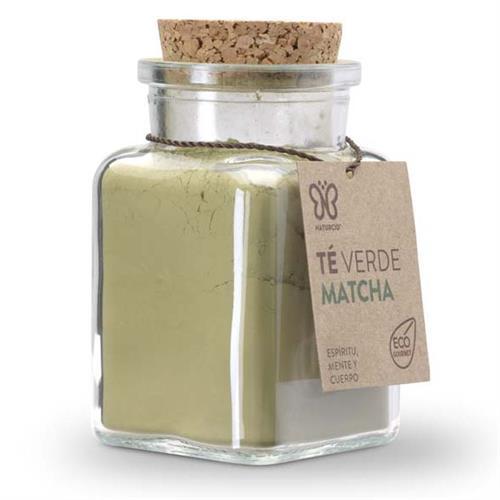Té Matcha en Polvo Gourmet Naturcid Bio 50g