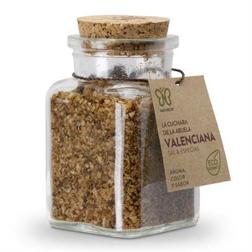 Especias Cuchara de la Abuela Valenciana Gourmet Naturcid Bio 150g