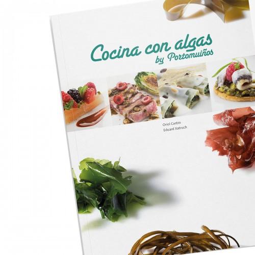 Libro Cocina con Algas by PortoMuiños
