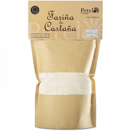 Harina de Castañas Petelo 350g