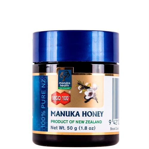 Miel de Manuka MGO 100 Manuka Health 50g