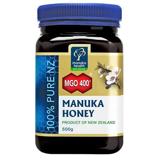 Miel de Manuka MGO 400 Manuka Health 500g