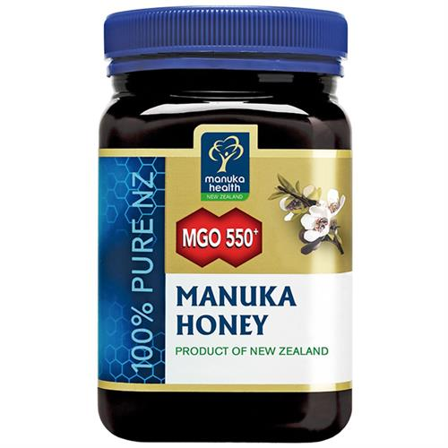 Miel de Manuka MGO 550 Manuka Health 500g
