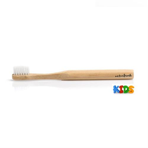 Cepillo Dental de Bambú Niños Natural Naturbrush