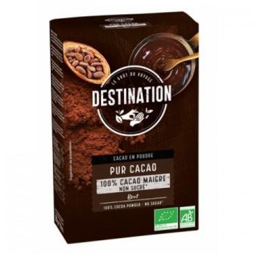 Cacao Puro Sin Azúcar Bio 250g
