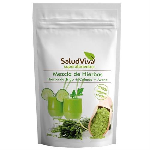 Mezcla de Hierbas Salud Viva Bio 200g