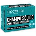 Champú Sólido Cabello Graso o con Caspa Bio Biocenter 100g