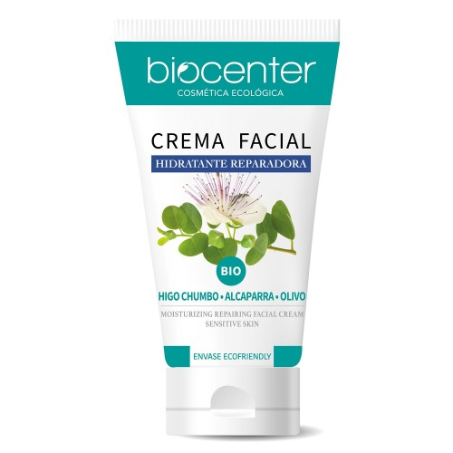 Crema Facial Hidratante Reparadora Biocenter 75ml