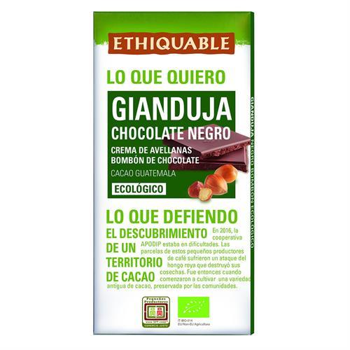 Negro Gianduja Guatemala Bio 100g
