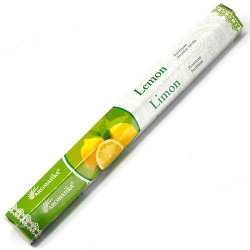Incienso de Limón Aromatika