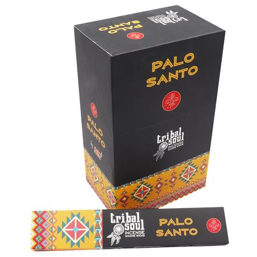 Incienso de Palo Santo Tribal Soul