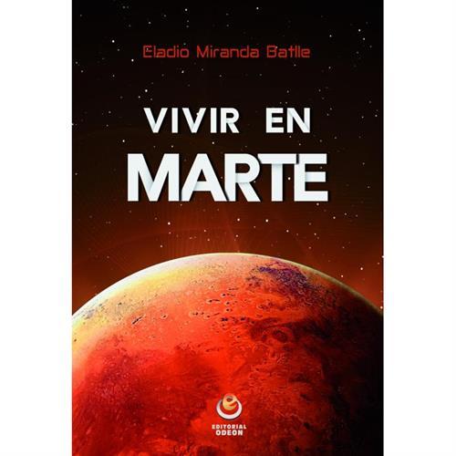 Libro Vivir en Marte