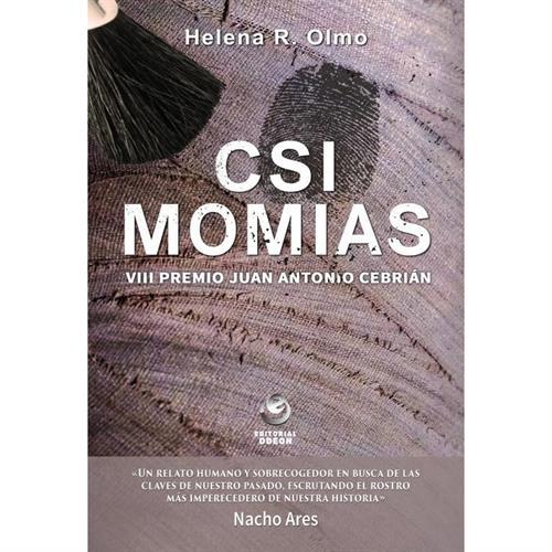 Libro CSI Momias