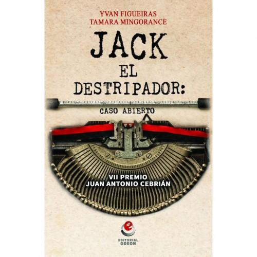 Libro Jack el Destripador