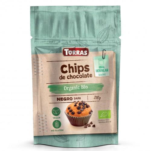 Chips de Chocolate Ideal Hornear Bio 200g