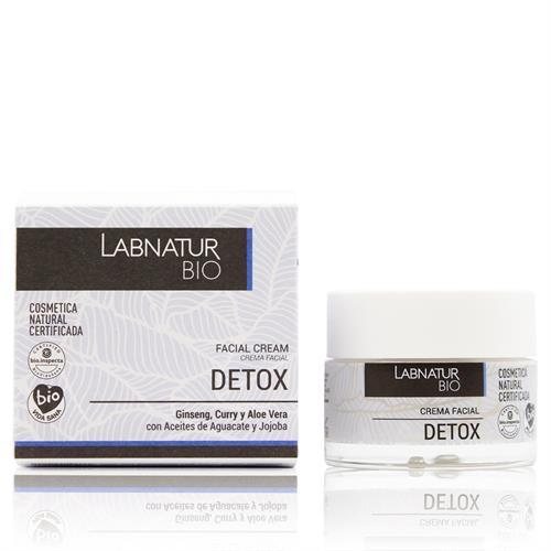 Crema Facial Detox Labnatur Bio 50ml