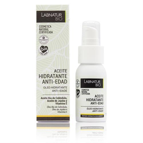 Aceite Hidratante Anti-Edad Labnatur Bio 50ml