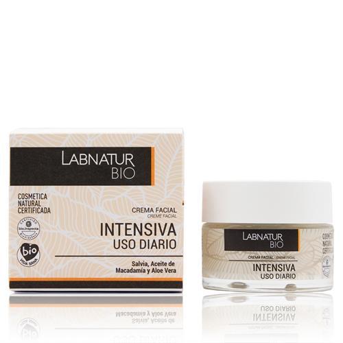 Crema Facial Intensiva Uso Diario Labnatur Bio 50ml