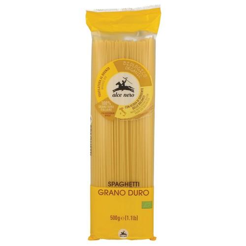 Espaguetis de Trigo Duro Bio 500g