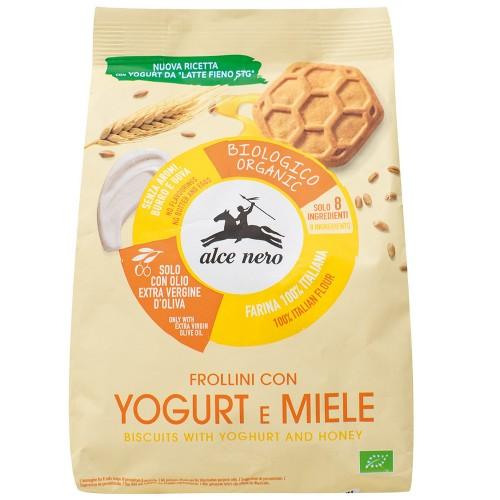 Galletas de Trigo con Yogur y Miel Bio 350g