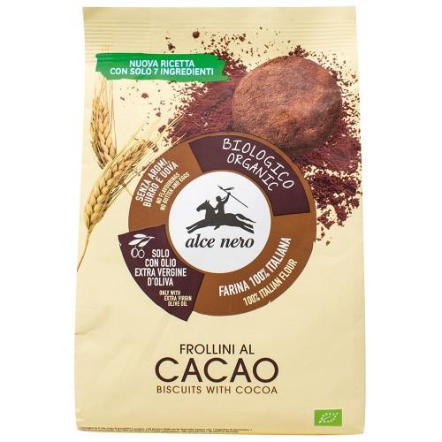 Galletas de Trigo con Cacao Bio 250g