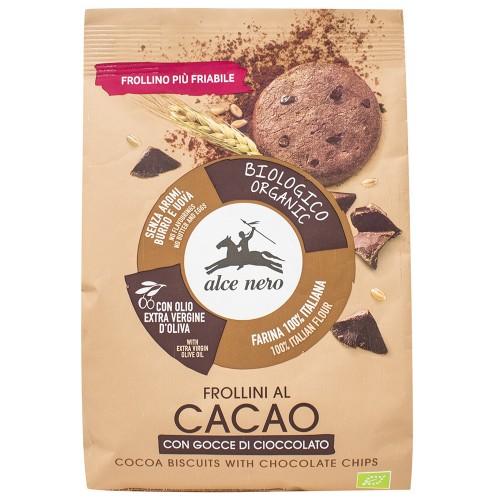 Galletas de Cacao con Pepitas de Chocolate Bio 300g