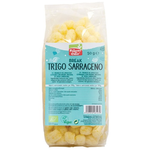 Break de Trigo Sarraceno Bio 50g