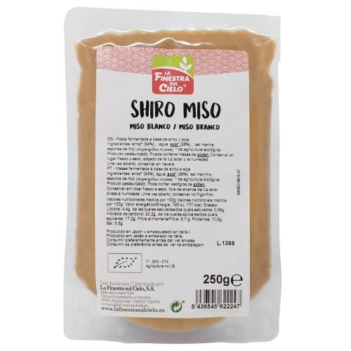 Shiro Miso Bio 250g