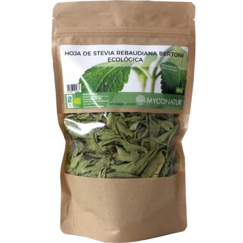 Hoja Selecta de Stevia Rebaudiana Bio 50g