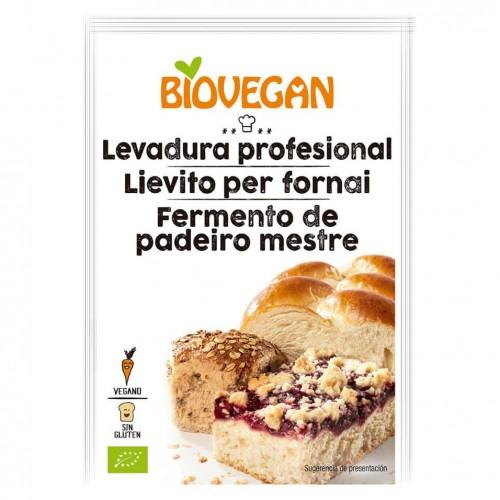 Levadura para Pan Biovegan Bio 7g