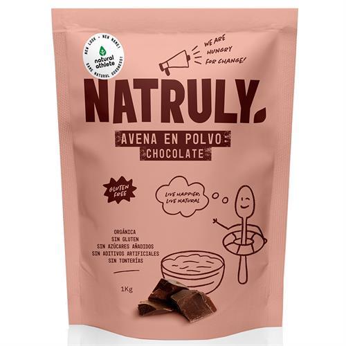 Avena en Polvo con Chocolate Bio 1Kg