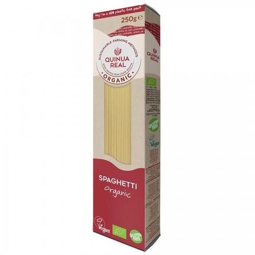 Espaguetis de Arroz y de Quinoa Quinua Real Bio 250g