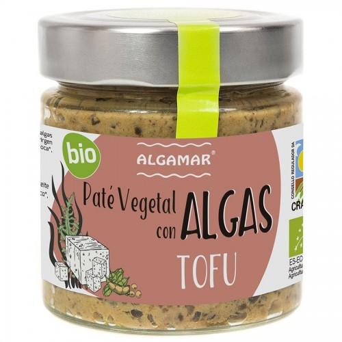 Paté de Algas Bio 180g
