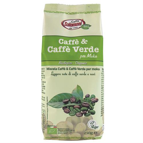 Café Verde Arábica Bio 250g