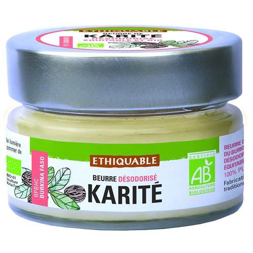 Manteca de Karité Bio 100ml