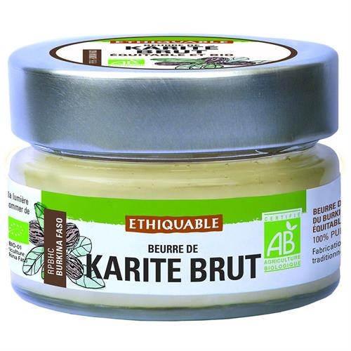 Manteca de Karité Virgen Bio 100ml