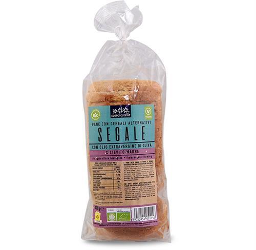 Pan de Molde de Centeno Sottolestelle Bio 400g