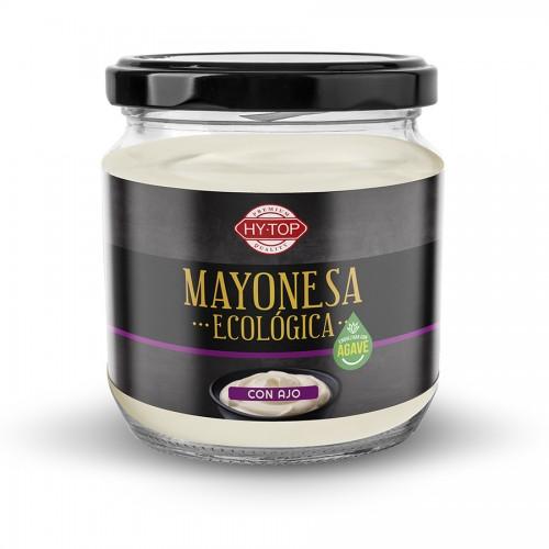 Mayonesa al Ajo Bio Hy-Top 240ml