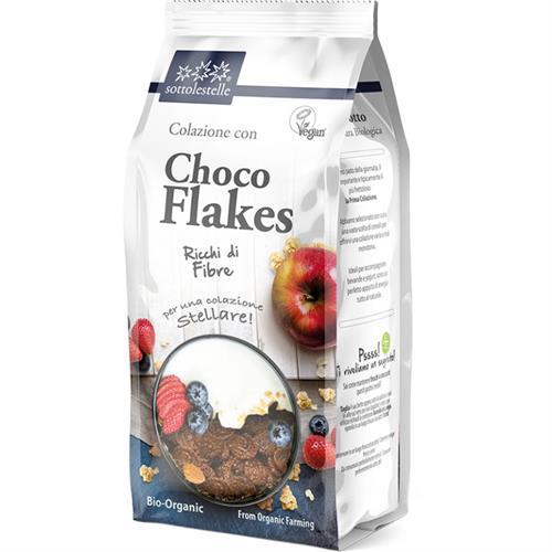 Choco Flakes Sottolestelle Bio 300g