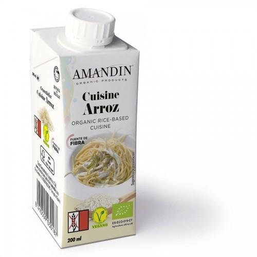 Cuisine de Arroz Bio 200 ml