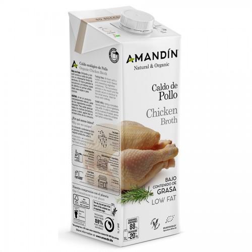 Caldo de Pollo Bio 1L