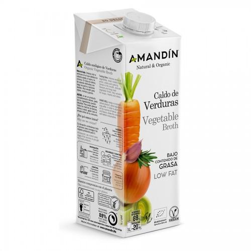 Caldo de Verduras Bio 1L