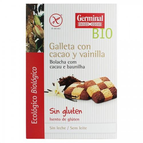 Galleta Cacao Vainilla Sin Gluten Bio Bio 250g