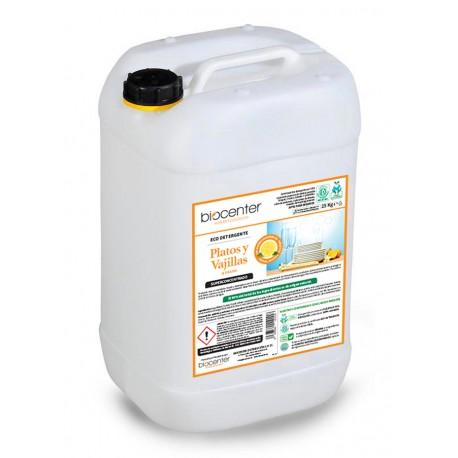 Detergente para Platos y Vajilla a Mano Bio 25Kg