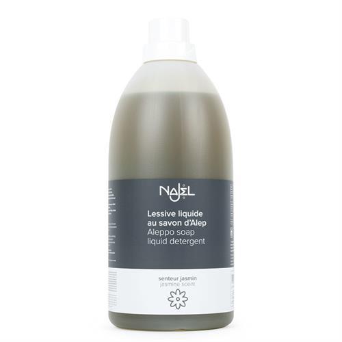 Detergente Lavadora de Alepo Perfume Jazmín Najel 2L