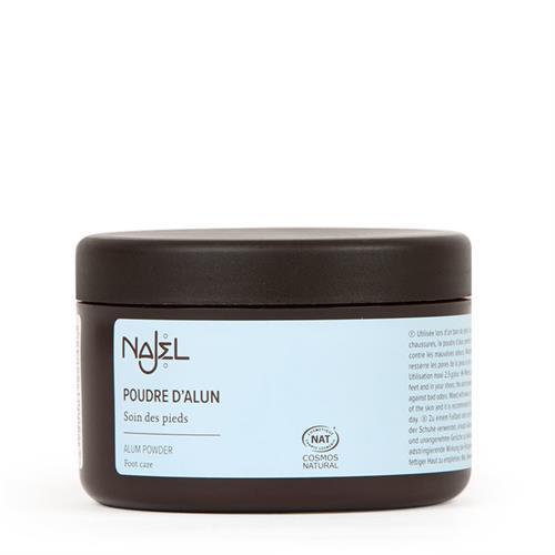 Desodorante de Alumbre en Polvo para Pies Najel 150g