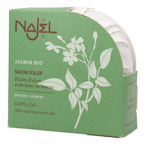 Jabón de Alepo con Jazmín Najel 100g