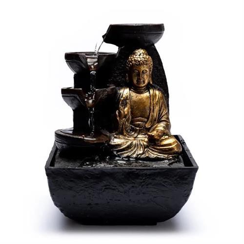 Fuente de Agua Buda de la Compasión