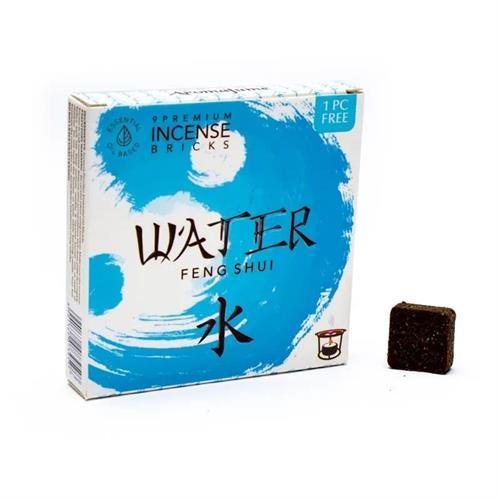 Ladrillos de Incienso Feng Shui Agua Aromafume 40g