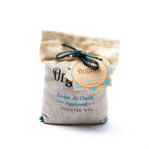 Bolsita Perfumada de Oudh Organic Goodness 150g